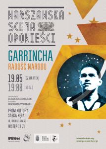 WScenaO_plakat1_Garrincha_A3