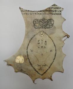 Kubek donalewania snów Pergamin 3 B.Wilińska